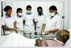 MGM Mother Teresa College of Nursing & MGM College Nursing Aurangabad